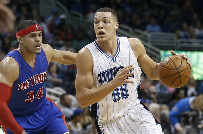 Detroit Pistons vs. Orlando Magic - 10/28/16 NBA Pick, Odds, and Prediction