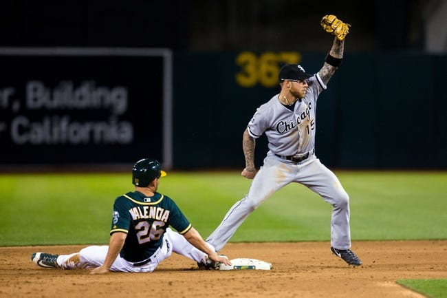 Athletics vs. White Sox - 4/7/16 MLB Pick, Odds, and Prediction