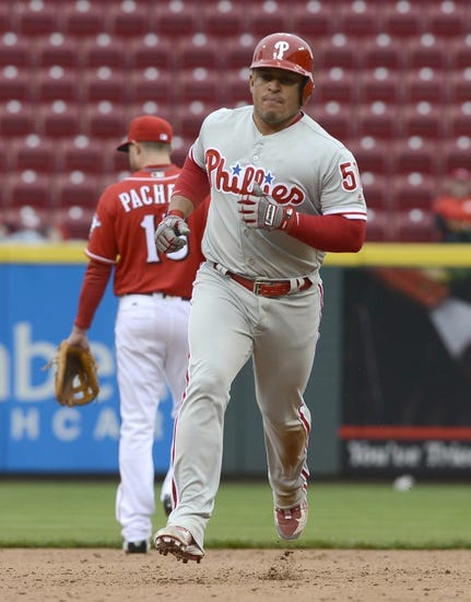 Philadelphia Phillies vs. Cincinnati Reds - 5/13/16 MLB Pick, Odds, and Prediction