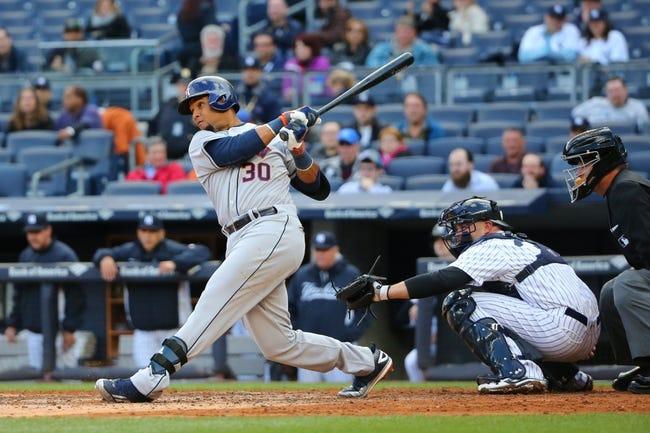 Houston Astros vs. New York Yankees - 7/25/16 MLB Pick, Odds, and Prediction