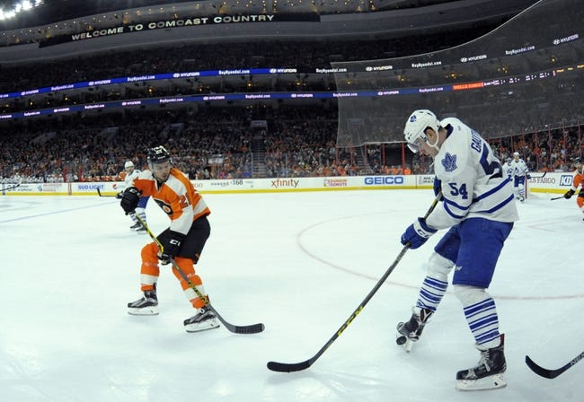 Toronto Maple Leafs vs. Philadelphia Flyers - 11/11/16 NHL Pick, Odds, and Prediction