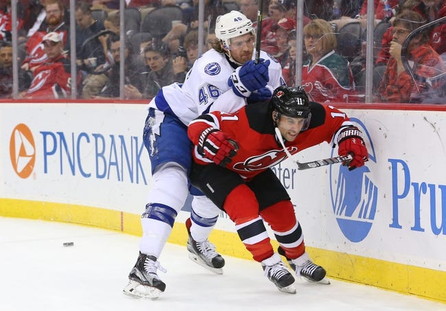 Tampa Bay Lightning vs. New Jersey Devils - 11/5/16 NHL Pick, Odds, and Prediction