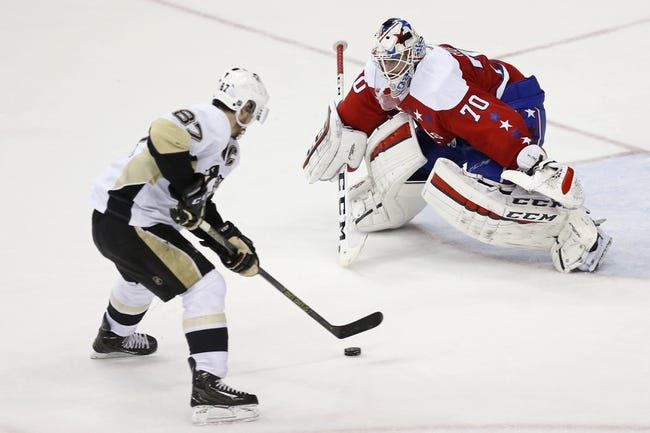 Penguins at Capitals Game 1 - 4/28/16 NHL Pick, Odds, and Prediction