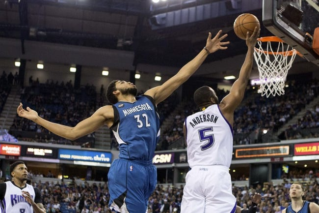 Sacramento Kings vs. Minnesota Timberwolves - 10/29/16 NBA Pick, Odds, and Prediction