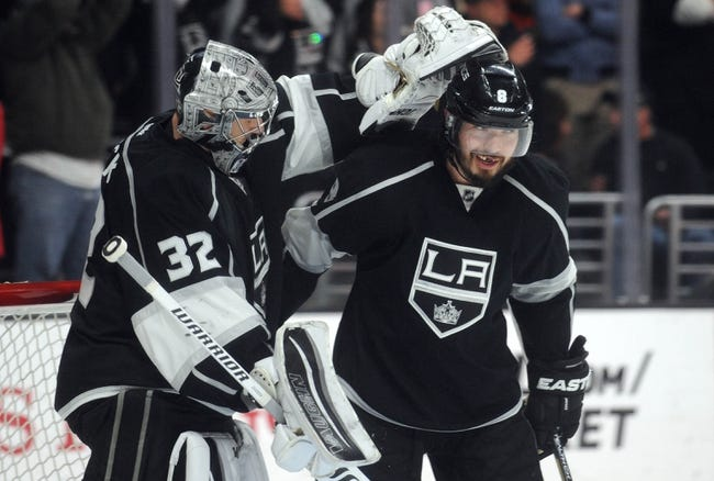 Los Angeles Kings vs. Anaheim Ducks - 11/1/16 NHL Pick, Odds, and Prediction