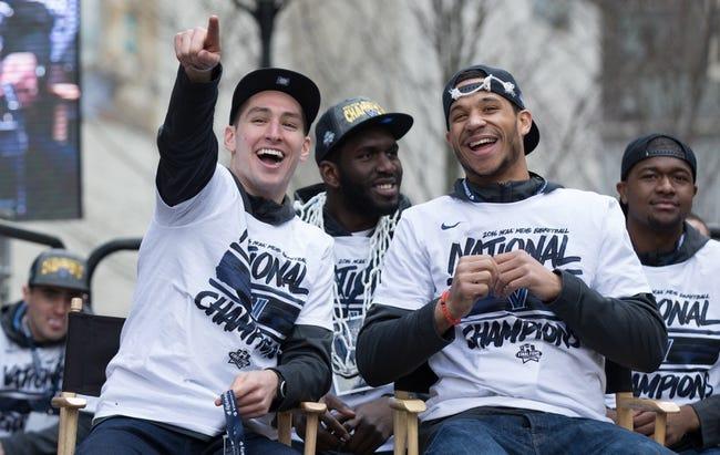 Villanova vs. Lafayette - 11/11/16 College Basketball Pick, Odds, and Prediction