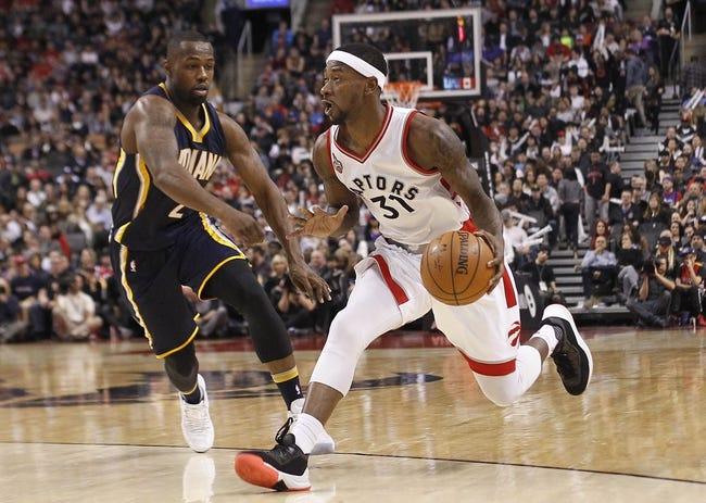 Pacers at Raptors  Game 1- 4/16/16 NBA Pick, Odds, and Prediction