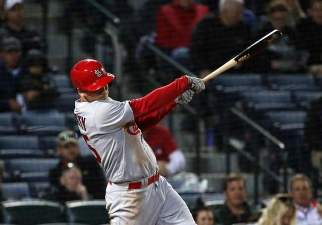 Atlanta Braves vs. St. Louis Cardinals - 4/9/16 MLB Pick, Odds, and Prediction