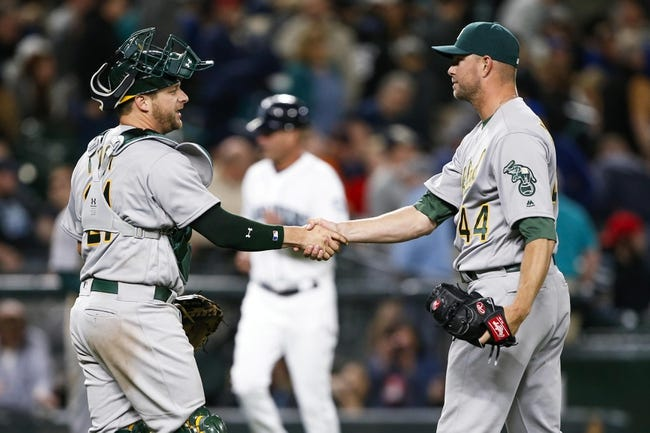 Mariners vs. Athletics - 4/10/16 MLB Pick, Odds, and Prediction