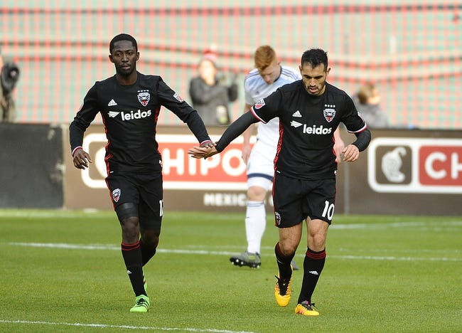 D.C. United vs. Toronto FC MLS Pick, Odds, Prediction - 4/16/16