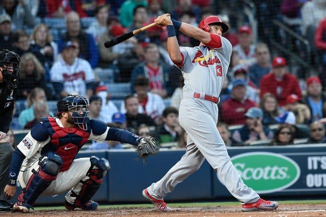 Atlanta Braves vs. St. Louis Cardinals - 4/10/16 MLB Pick, Odds, and Prediction