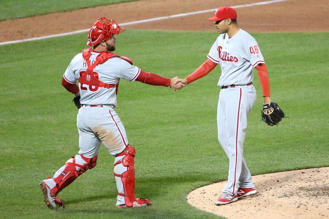 New York Mets vs. Philadelphia Phillies - 4/10/16 MLB Pick, Odds, and Prediction
