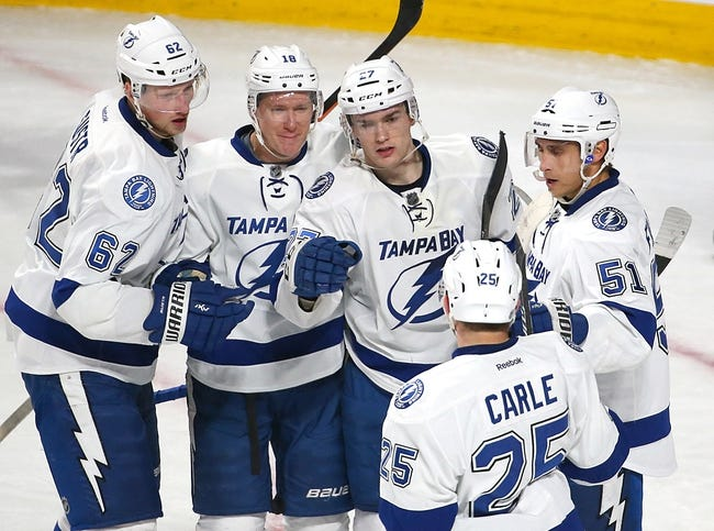 Montreal Canadiens vs. Tampa Bay Lightning - 10/27/16 NHL Pick, Odds, and Prediction