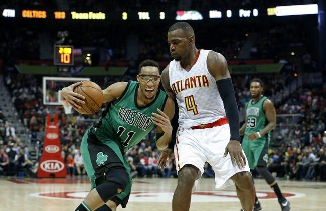 Atlanta Hawks vs. Boston Celtics - 4/16/16 NBA Pick, Odds, and Prediction