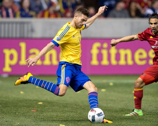 Colorado Rapids vs. New York Red Bulls MLS Pick, Odds, Prediction - 4/16/16