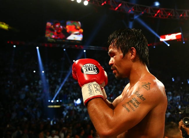 Manny Pacquiao vs. Jessie Vargas Boxing Preview, Pick, Odds, Prediction - 11/5/16