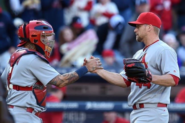 St. Louis Cardinals vs. Atlanta Braves - 8/5/16 MLB Pick, Odds, and Prediction