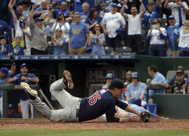Minnesota Twins vs. Kansas City Royals - 5/23/16 MLB Pick, Odds, and Prediction