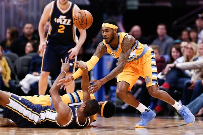 Denver Nuggets vs. Utah Jazz - 11/20/16 NBA Pick, Odds, and Prediction