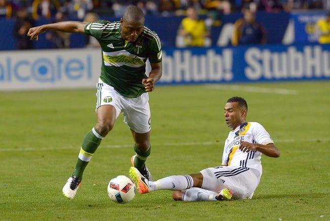 Portland Timbers vs. San Jose Earthquakes MLS Pick, Odds, Prediction - 4/16/16
