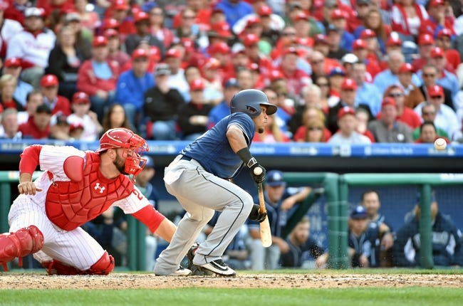 Philadelphia Phillies vs. San Diego Padres - 4/13/16 MLB Pick, Odds, and Prediction