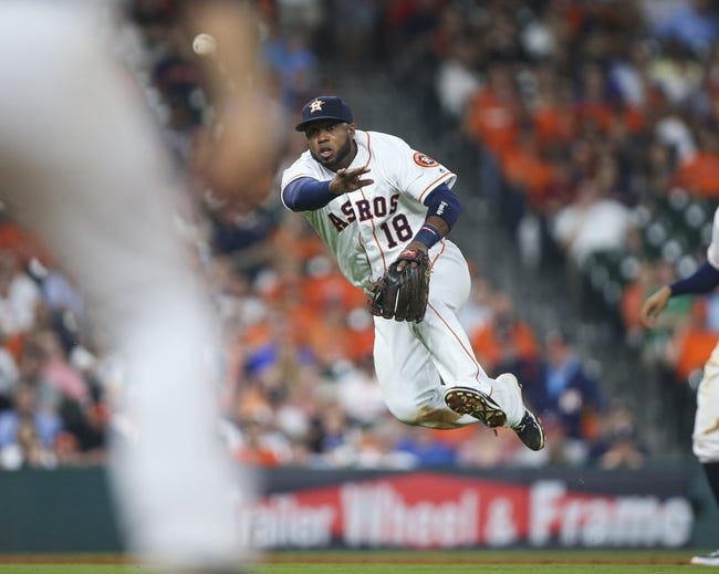 Houston Astros vs. Kansas City Royals - 4/12/16 MLB Pick, Odds, and Prediction