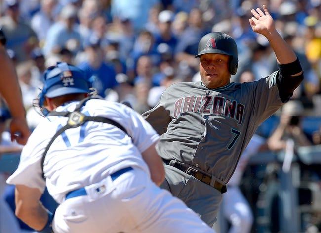 Los Angeles Dodgers vs. Arizona Diamondbacks - 4/13/16 MLB Pick, Odds, and Prediction