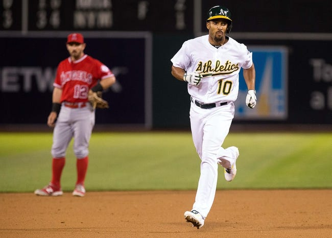 Oakland Athletics vs. Los Angeles Angels - 4/13/16 MLB Pick, Odds, and Prediction