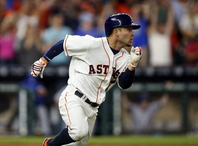Houston Astros vs. Kansas City Royals - 4/14/16 MLB Pick, Odds, and Prediction