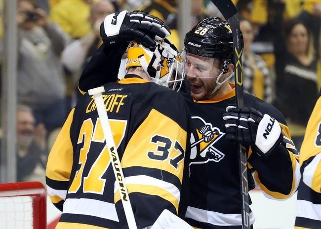 Pittsburgh Penguins vs. New York Rangers - 4/16/16 NHL Pick, Odds, and Prediction