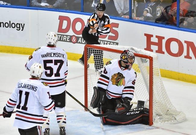 St. Louis Blues vs. Chicago Blackhawks - 4/15/16 NHL Pick, Odds, and Prediction