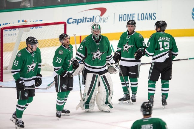 Dallas Stars vs. Minnesota Wild - 4/16/16 NHL Pick, Odds, and Prediction