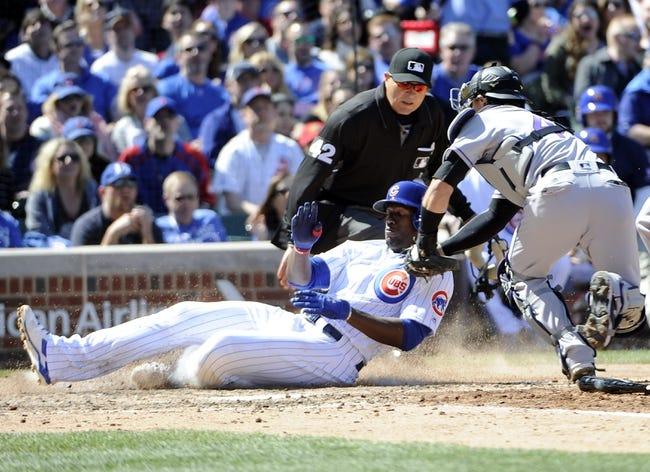 Rockies at Cubs - 4/16/16 MLB Pick, Odds, and Prediction