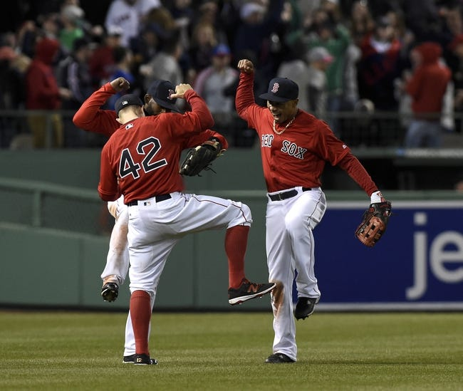 Boston Red Sox vs. Toronto Blue Jays - 4/16/16 MLB Pick, Odds, and Prediction