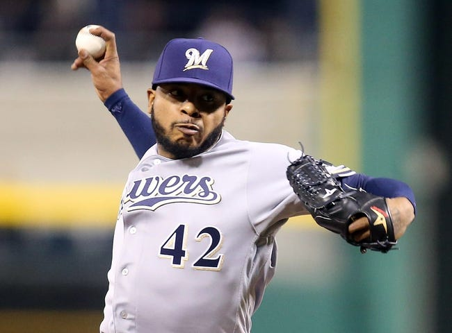 Pittsburgh Pirates vs. Milwaukee Brewers - 4/17/16 MLB Pick, Odds, and Prediction