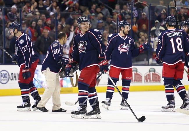 Columbus Blue Jackets vs. Chicago Blackhawks - 10/21/16 NHL Pick, Odds, and Prediction