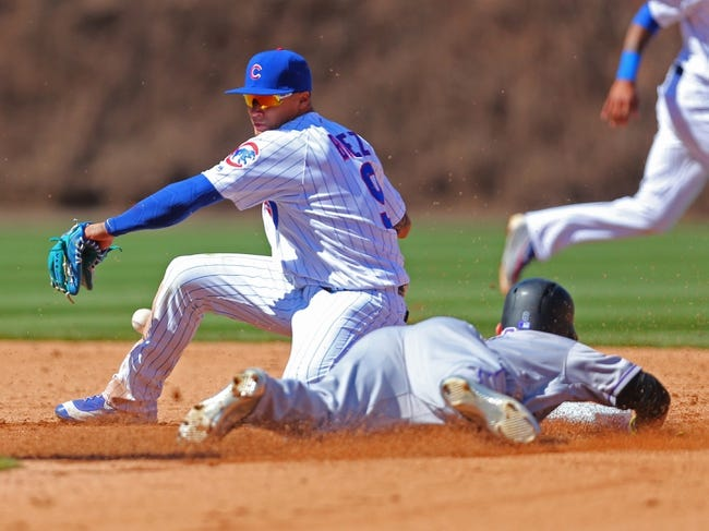 Chicago Cubs vs. Colorado Rockies - 4/17/16 MLB Pick, Odds, and Prediction