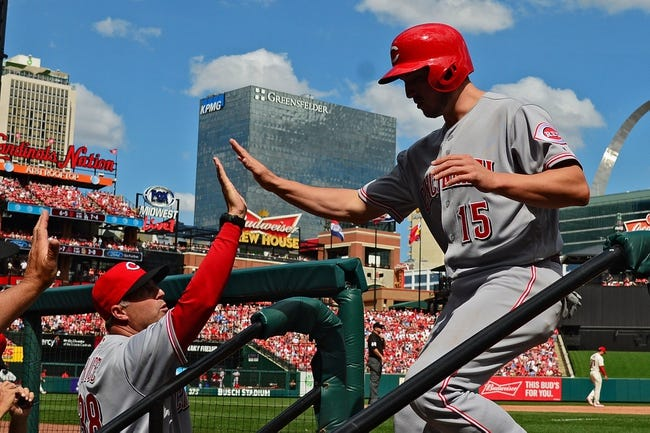 Cardinals vs. Reds - 4/17/16 MLB Pick, Odds, and Prediction