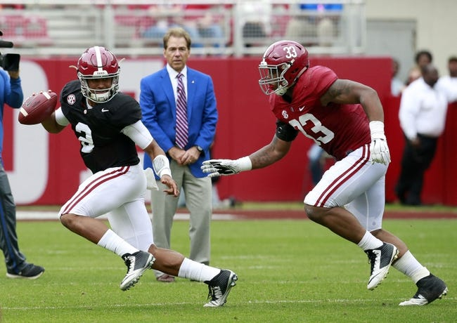 Alabama Crimson Tide 2016 College Football Preview, Schedule, Prediction, Depth Chart, Outlook
