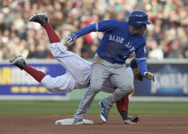 Boston Red Sox vs. Toronto Blue Jays - 4/17/16 MLB Pick, Odds, and Prediction