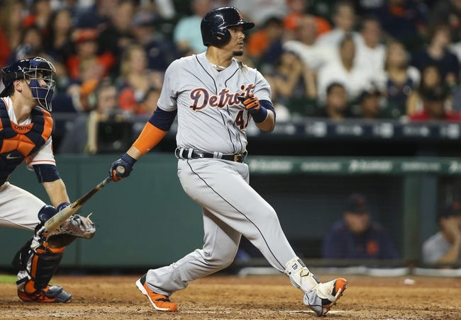 Astros vs. Tigers - 4/17/16 MLB Pick, Odds, and Prediction