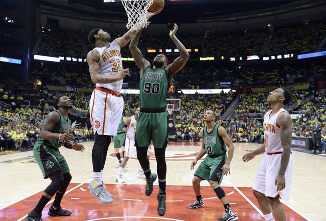 Atlanta Hawks vs. Boston Celtics - 4/19/16 NBA Pick, Odds, and Prediction