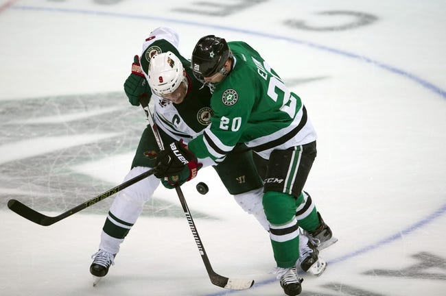 Stars at Wild Game 3 - 4/18/16 NHL Pick, Odds, and Prediction