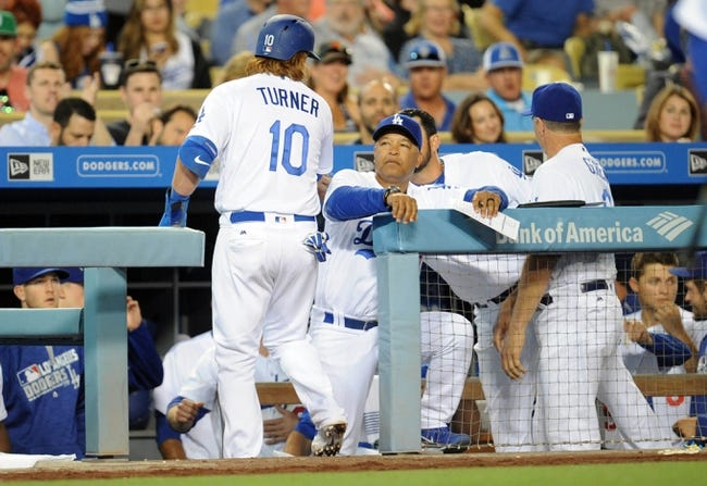 Giants at Dodgers - 4/17/16 MLB Pick, Odds, and Prediction