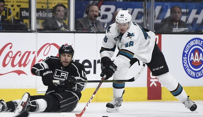 Kings at Sharks Game 3 - 4/18/16 NHL Pick, Odds, and Prediction