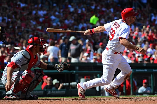 Cincinnati Reds vs. St. Louis Cardinals - 6/7/16 MLB Pick, Odds, and Prediction