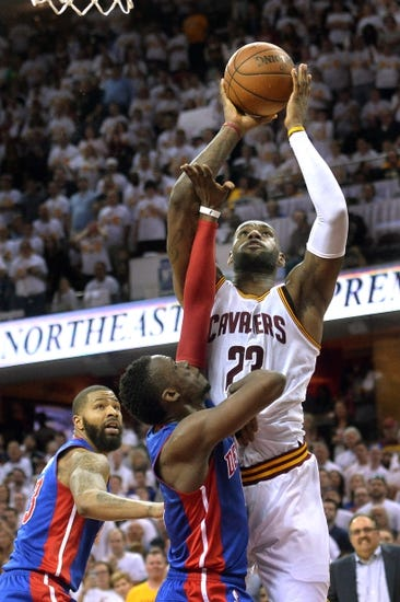 Cleveland Cavaliers vs. Detroit Pistons - 4/20/16 NBA Pick, Odds, and Prediction