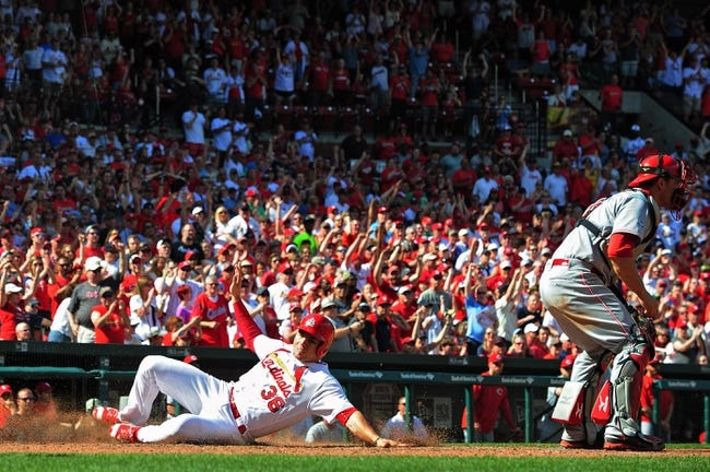 Cincinnati Reds vs. St. Louis Cardinals - 6/8/16 MLB Pick, Odds, and Prediction