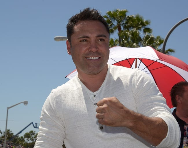 Diego De La Hoya vs. Rocco Santomauro Boxing Preview, Pick, Odds, Prediction - 5/7/16
