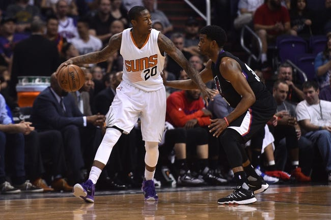 Los Angeles Clippers vs. Phoenix Suns - 10/31/16 NBA Pick, Odds, and Prediction